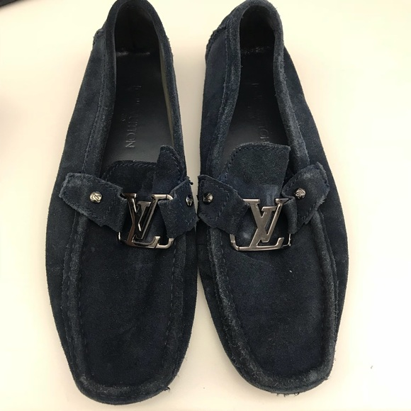 f2aa7c84fd7 Louis Vuitton Other - Louis Vuitton Loafers Driving Moccasins